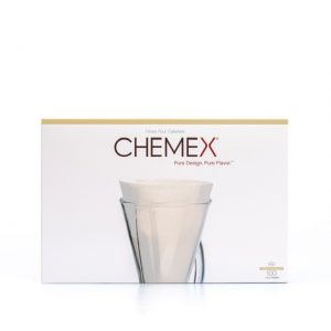 Chemex 1-3 Cup Coffee Filter Papers