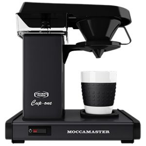 Moccamaster Cup One In Matt Black
