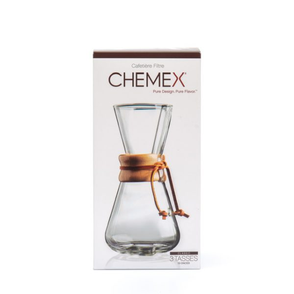 chemex 1-3 cup coffee maker