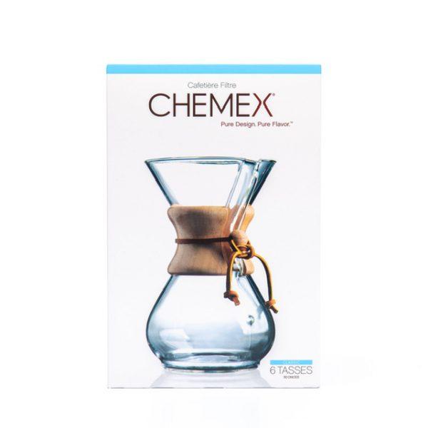 chemex 6 cup coffee maker